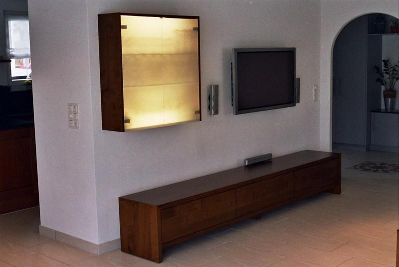 wohnzimmer kirschbaum - solas - die schreinerei für, Hause deko